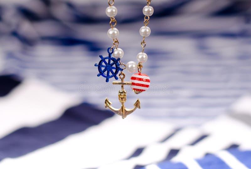 水手样式 免版税图库摄影