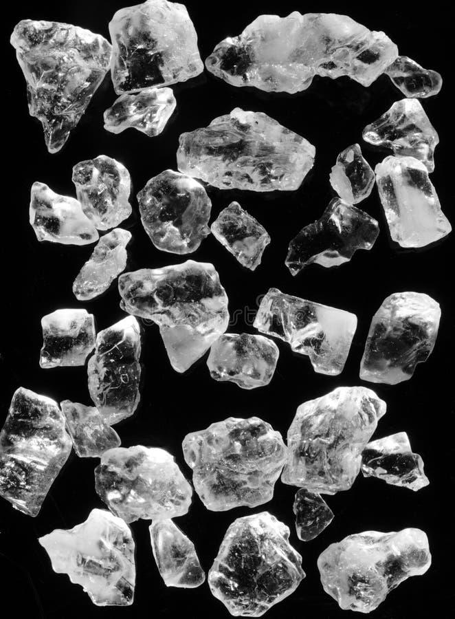 水晶 免版税库存照片