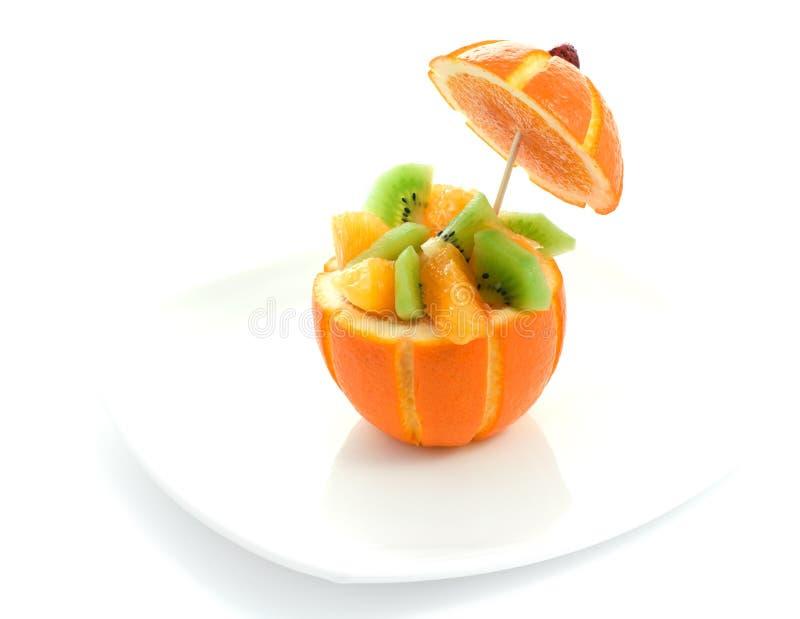 水果沙拉 库存照片