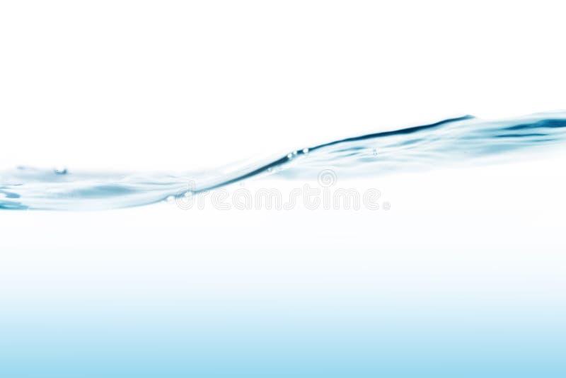 水波 免版税库存照片