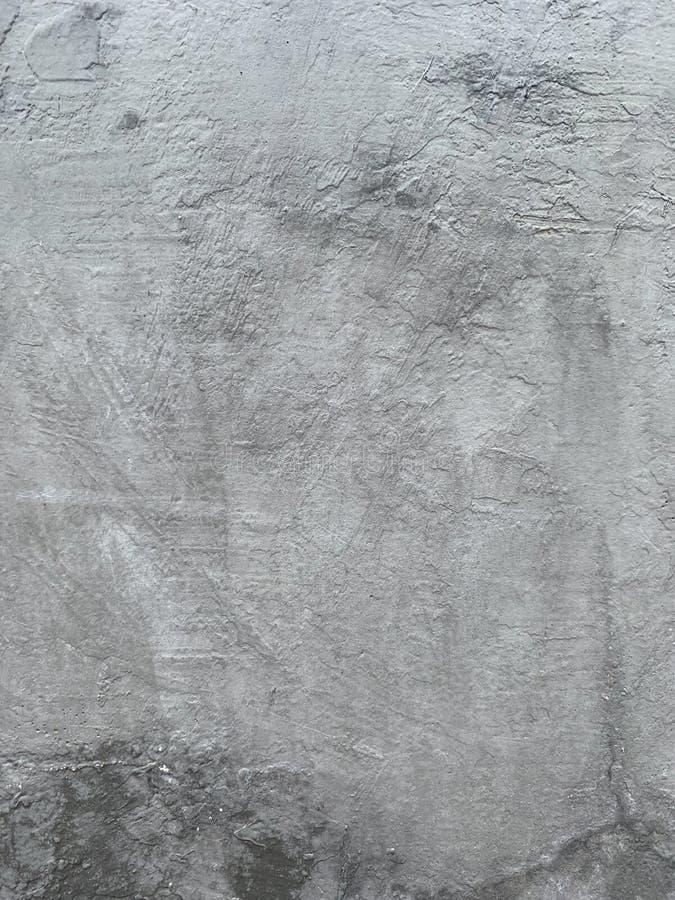 水泥墙壁背景纹理 免版税库存图片