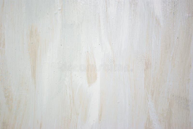 水泥混凝土墙白色 库存图片