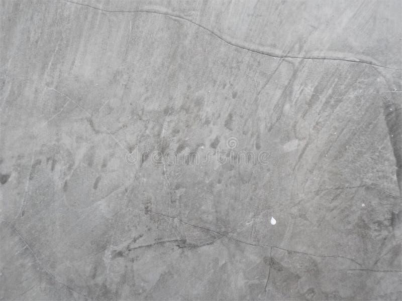 水泥老纹理白色颜色 免版税图库摄影