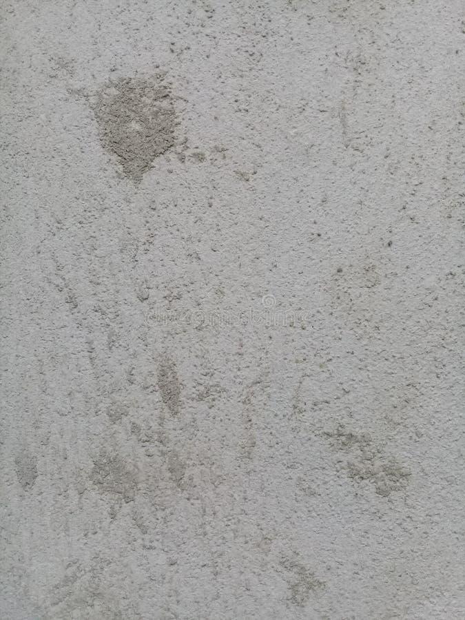 水泥老间隙纹理黑白颜色 免版税图库摄影