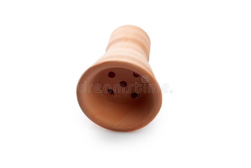 水烟筒的Egyptain碗 免版税库存图片
