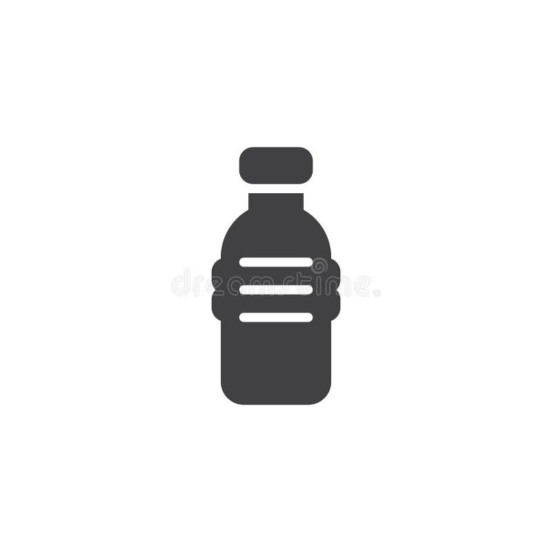 水瓶传染媒介象 皇族释放例证