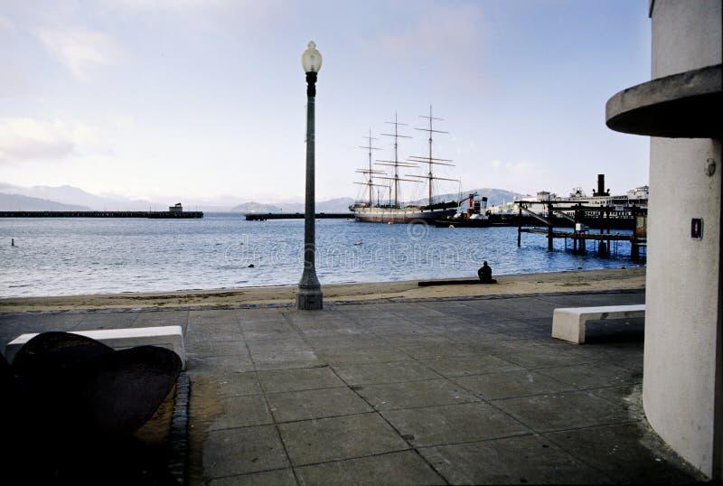 水生区加利福尼亚弗朗西斯科・海德&# 库存图片