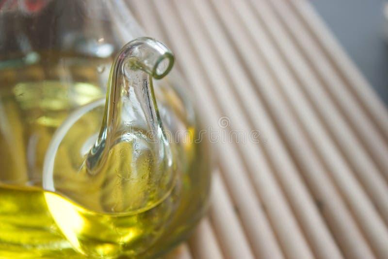 水罐油 免版税库存照片