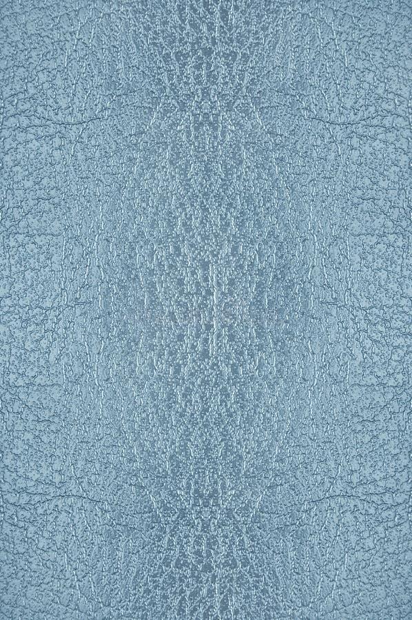 水色水晶纹理 免版税库存照片