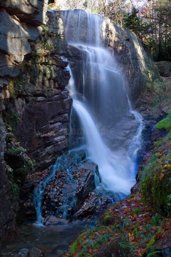 水道峡谷 库存照片