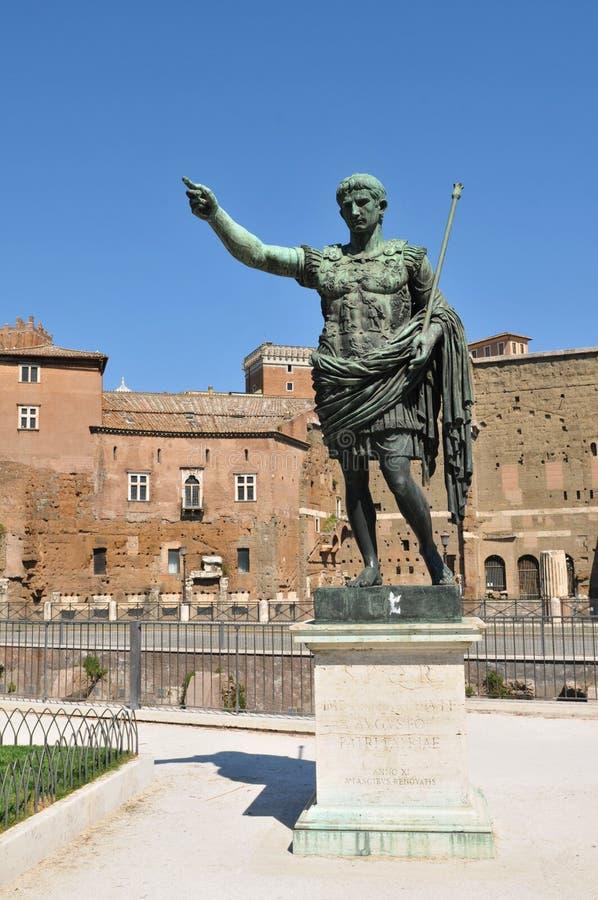 永恒罗马 库存图片