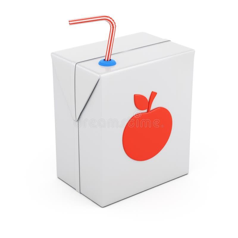 汁液包裹 向量例证