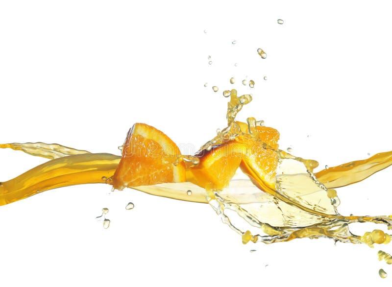 汁液片式 库存图片
