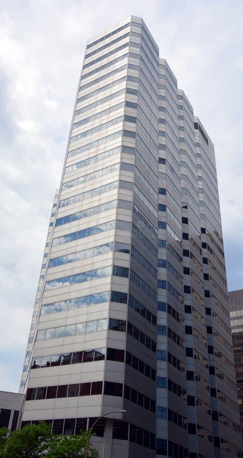 汇丰银行加拿大大厦 免版税库存图片