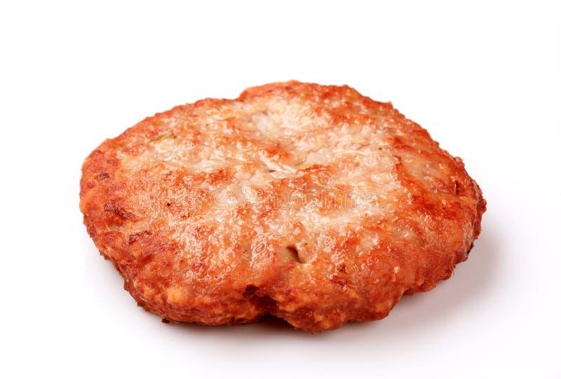 汉堡包小馅饼 库存照片