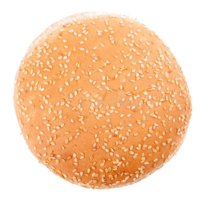 汉堡小圆面包 库存照片