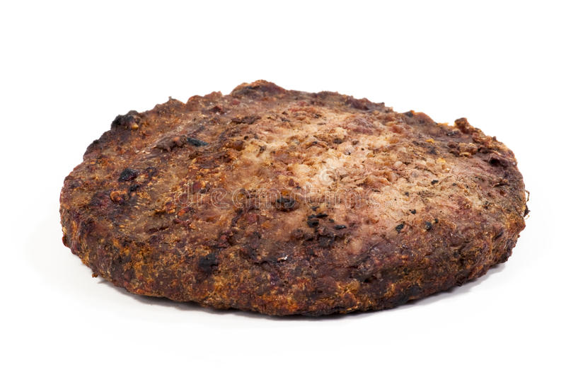 汉堡小馅饼 库存照片