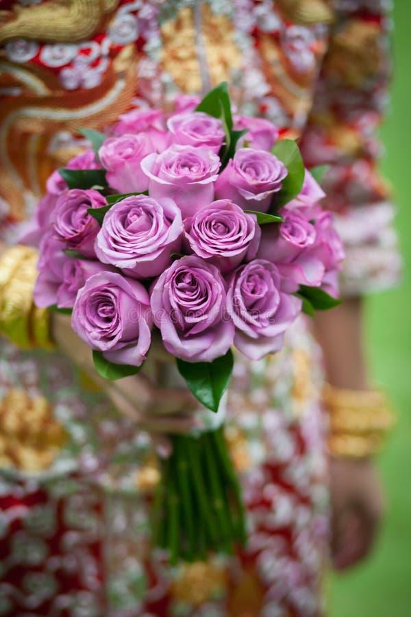 汉语婚礼  库存照片