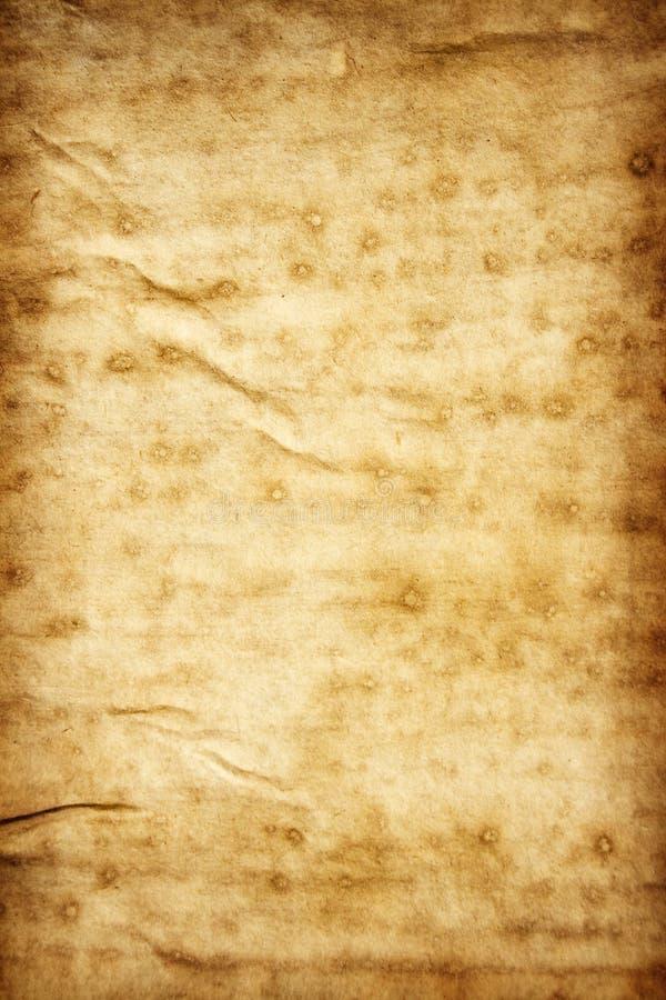 汉语构成的高老纸张 免版税库存图片