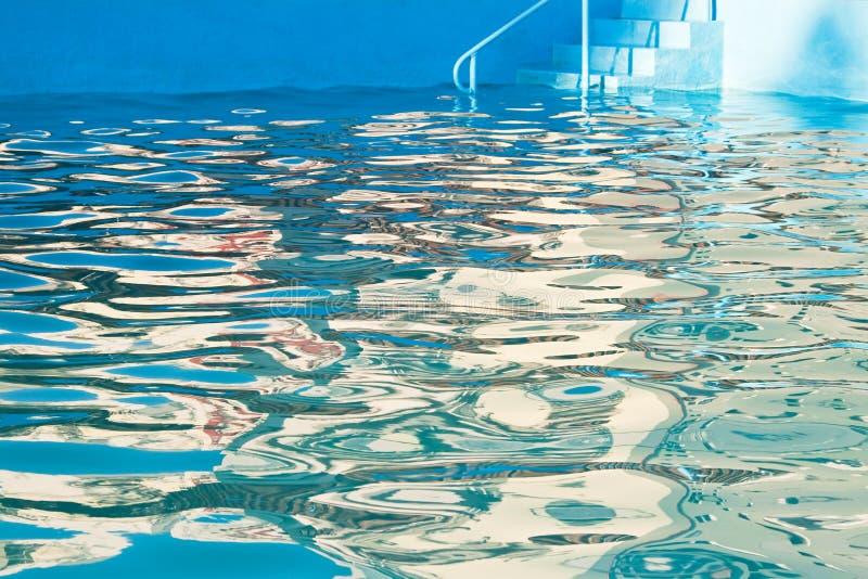 池反映 库存图片