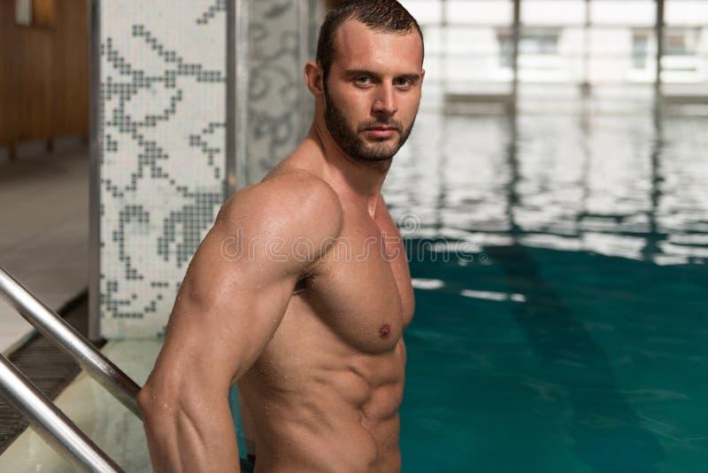 Download 池松弛游泳 库存图片. 图片 包括有 白种人, 有吸引力的, 胸口, 强壮男子, 男性, 方式, 设计, 生活方式 - 62536537