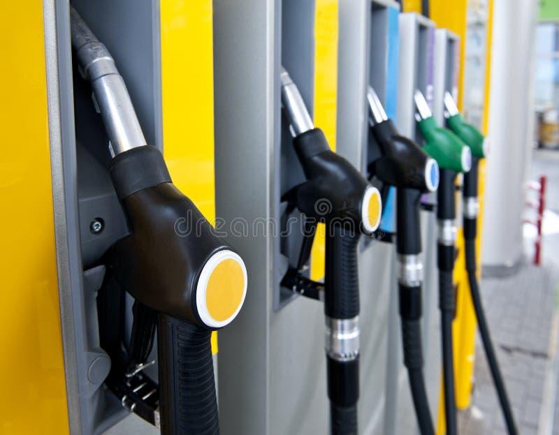 汽油 免版税库存照片