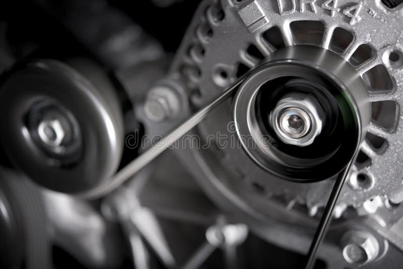 汽车交流发电机 库存照片