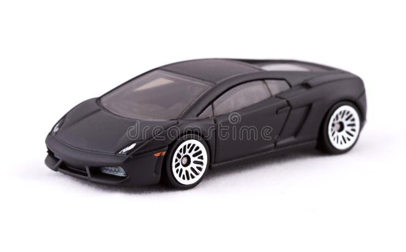 汽车体育运动玩具 图库摄影