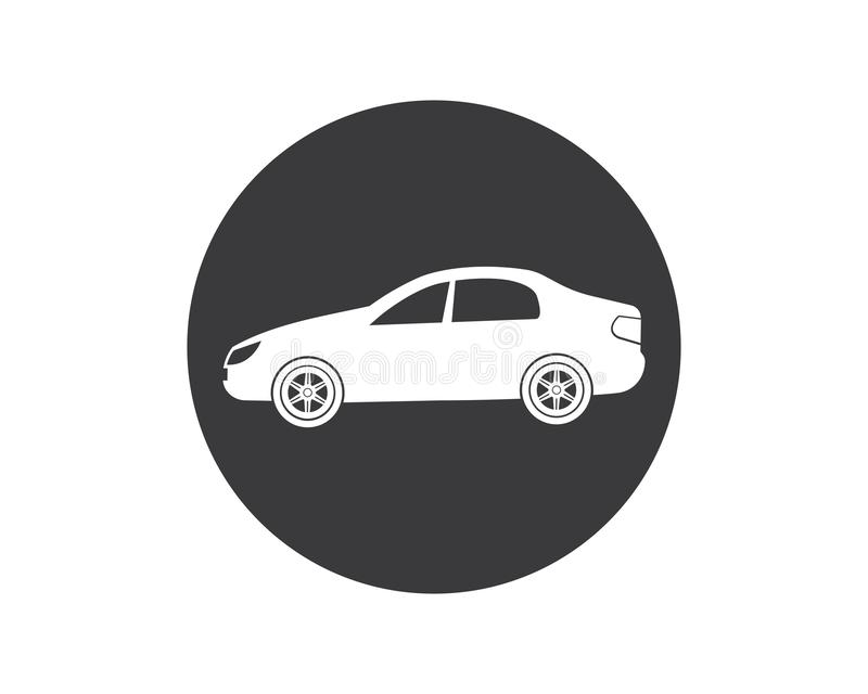 汽车例证传染媒介模板 库存例证