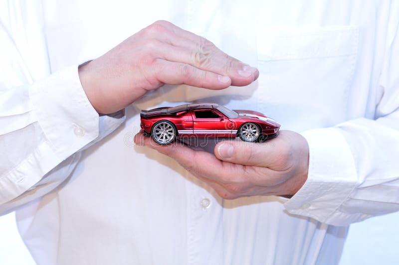 汽车保护 免版税库存图片