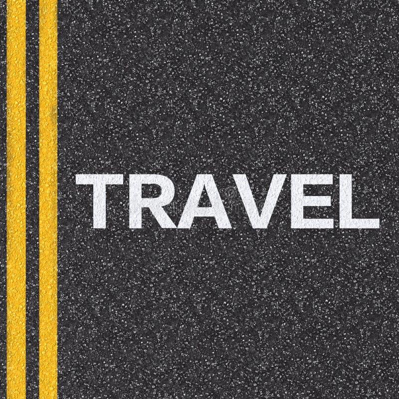 汽车城市概念都伯林映射小的旅行 向量例证