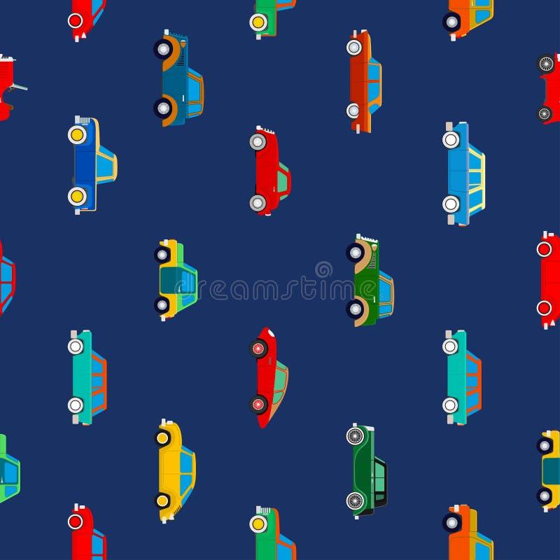 Download 汽车墙纸 向量例证. 插画 包括有 重复, 例证, 设计, 作用, 要素, 织品, 动画片, 子项, 纸张 - 59105229