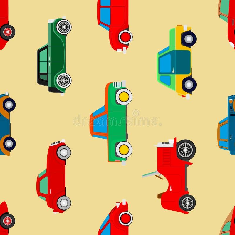 Download 汽车墙纸 向量例证. 插画 包括有 绿色, automatics, 装饰品, 逗人喜爱, 子项, 例证, 粉红色 - 59105333