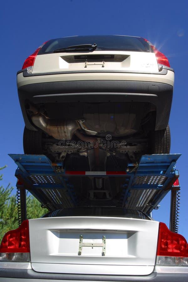 汽车新的运输 库存图片