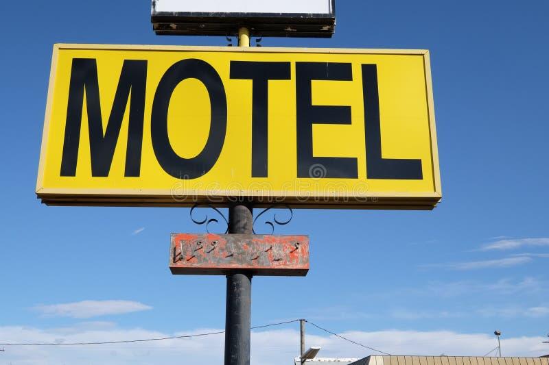 汽车旅馆 免版税库存照片