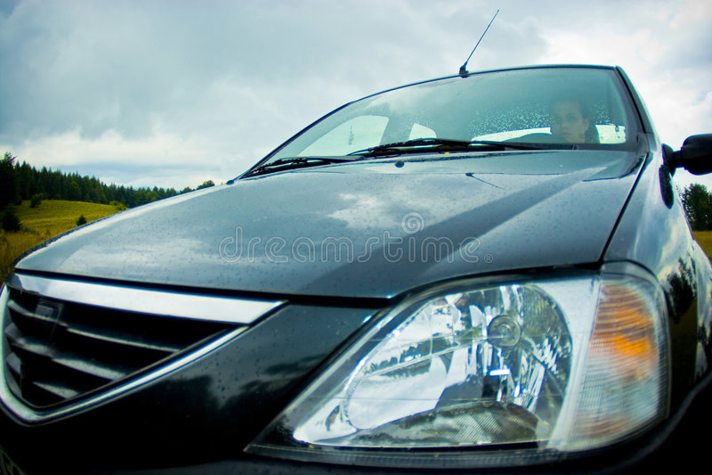 汽车本质 免版税库存照片