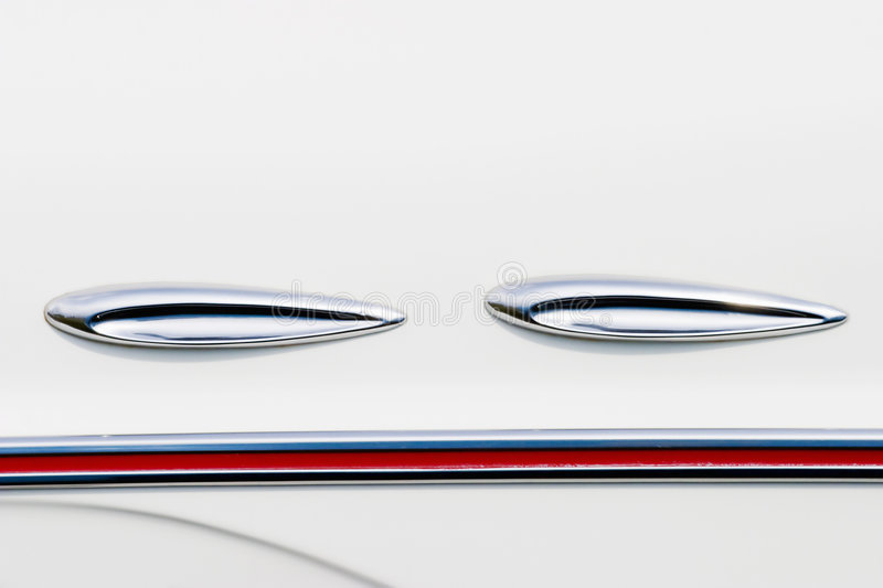 汽车模式 免版税库存图片