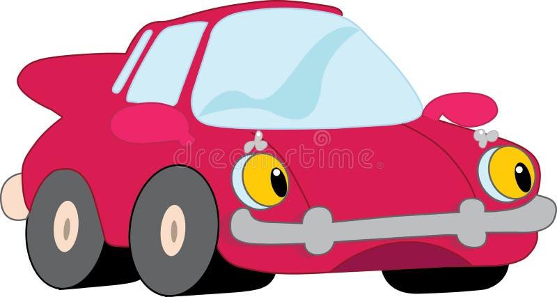 Download 红色汽车 向量例证. 插画 包括有 车灯, 凹道, 小轿车, 设计, 查出, 自动, 汽车, 轮子, 通信工具 - 30326542