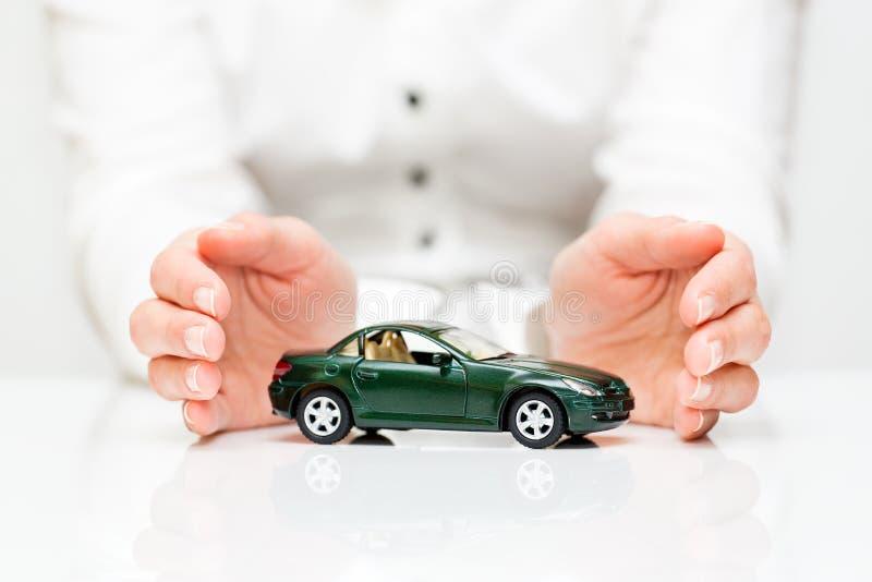 汽车的保护 免版税库存图片