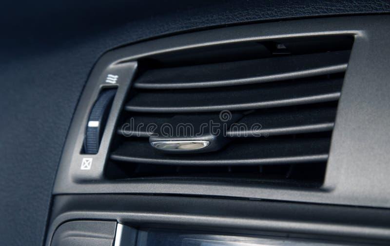 汽车空调 免版税库存照片