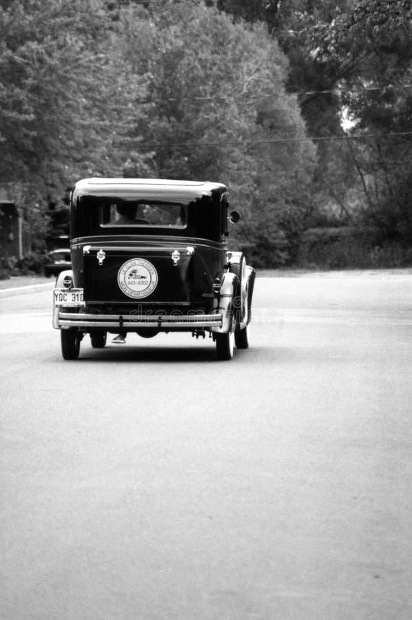 汽车经典之作 库存照片