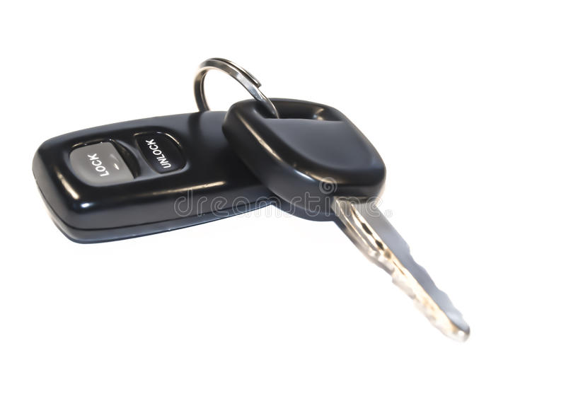 汽车钥匙 免版税图库摄影