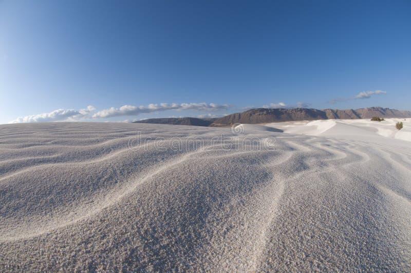 沙丘在索科特拉岛 库存图片