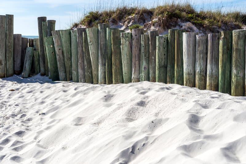 沙丘在Clearwater 免版税库存图片