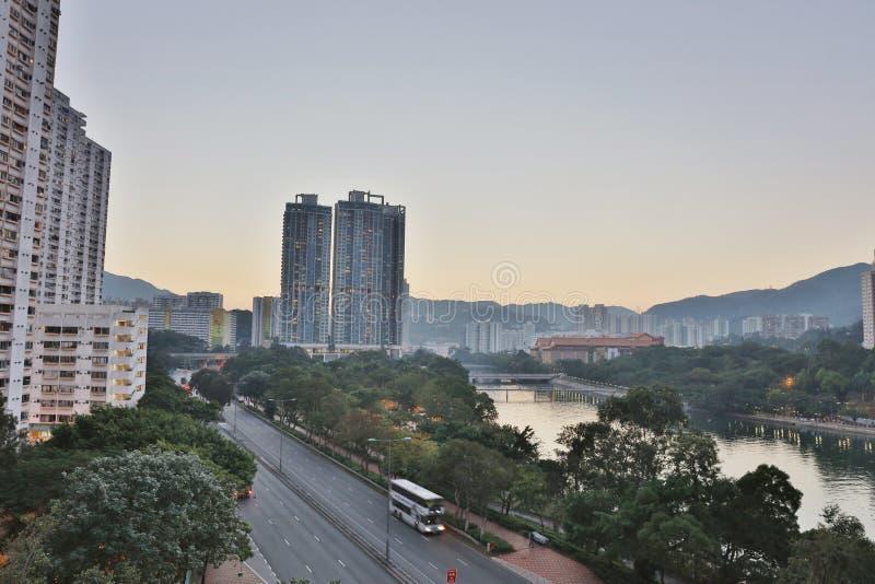 沙公锡,香港 免版税库存图片