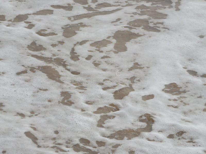 沙子、海滩和热的太阳 免版税库存照片