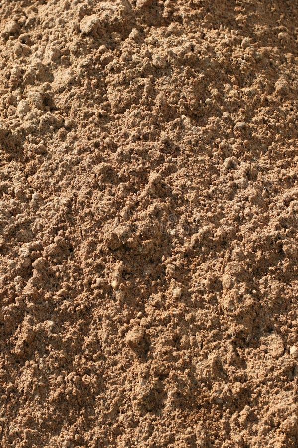 沙子土壤 库存照片