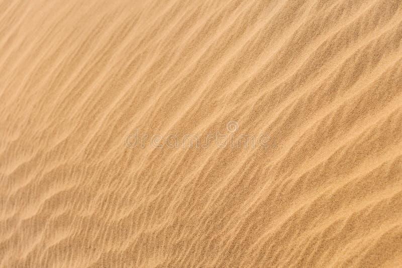 沙子模式 库存照片