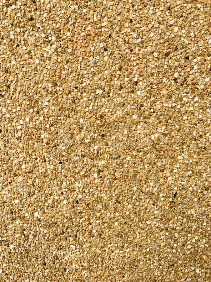 沙子石头纹理 库存照片