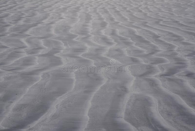 沙子表面样式,自然背景 免版税库存图片